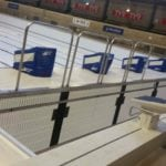 stainless steel handrails for swimming pool
