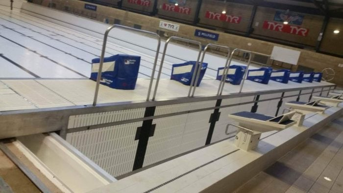 Swimming Pool Stainless Steel Handrails Fabrication Sas Welding Services