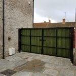 fabricated gates glastonbury