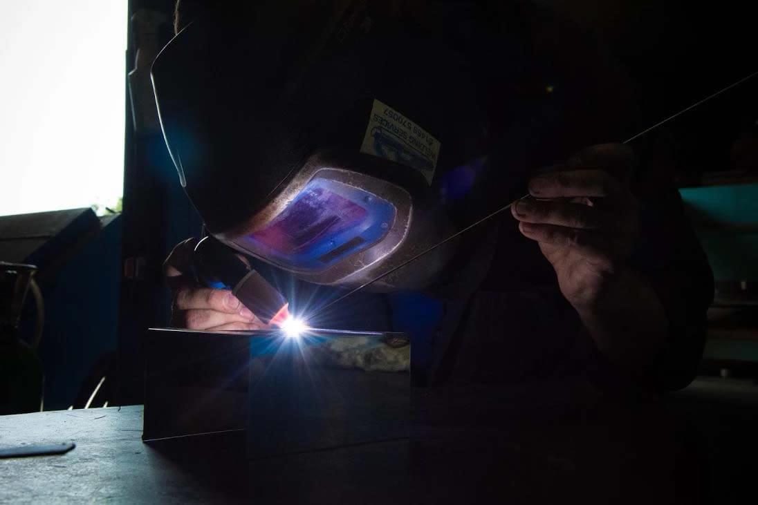 SAS Fabrication Workshop Somerset