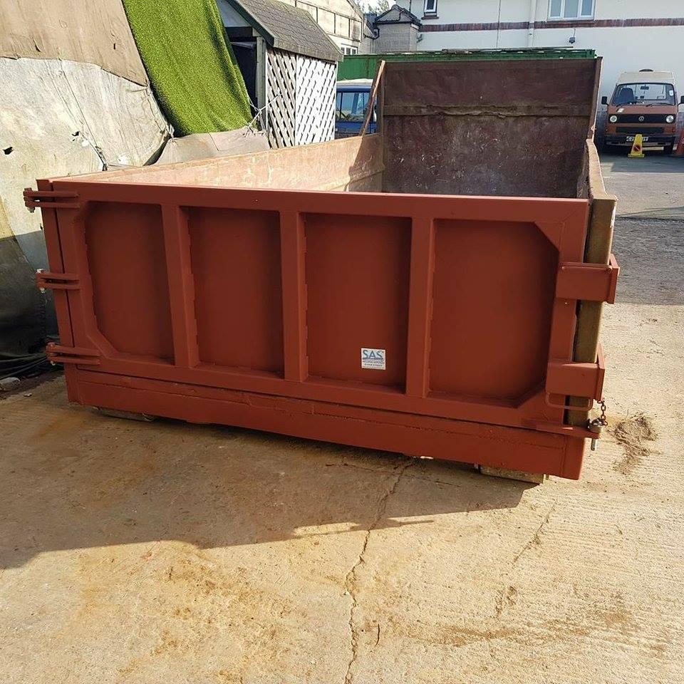 Skip Fabrication and Repairs Somerset
